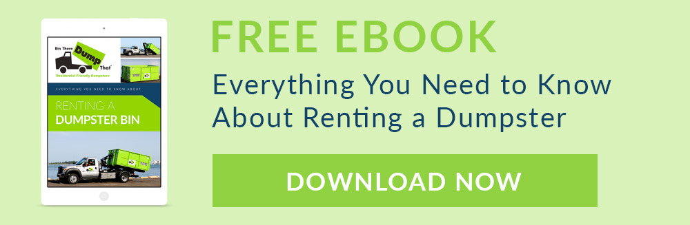 free ebook dumpster rental